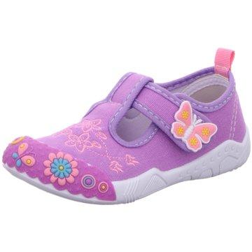 Slobby Kleinkinder Mädchen lila