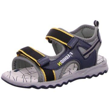 Slobby Offene Schuhe blau