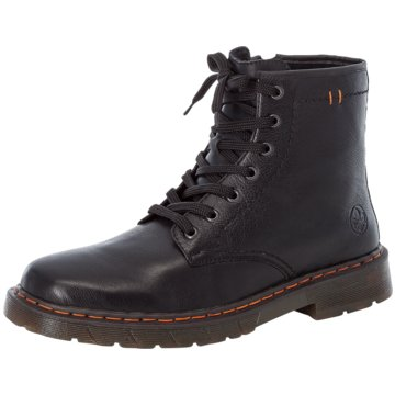 Rieker Boots Collection schwarz