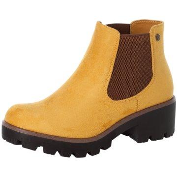 Rieker Chelsea Boot gelb