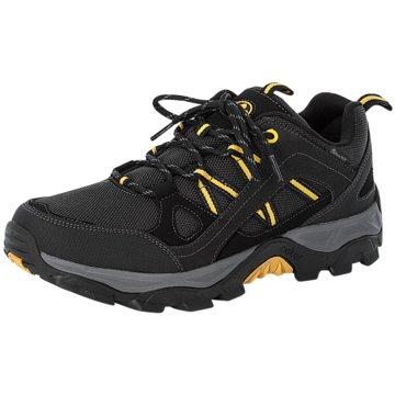 Rieker Outdoor Schuh schwarz