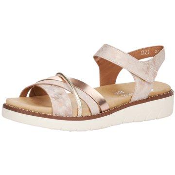 Remonte Sandale rosa