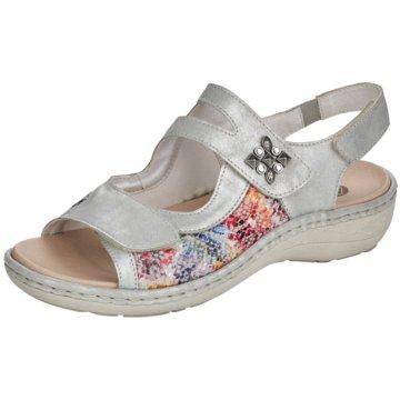 Remonte Komfort Sandale bunt