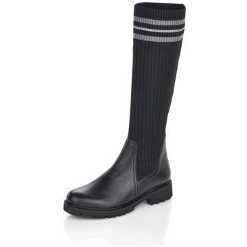 Remonte Top Trends Stiefel schwarz