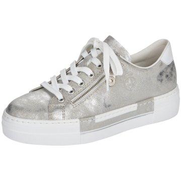 Rieker Top Trends Sneaker grau
