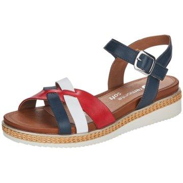 Remonte Sandale blau