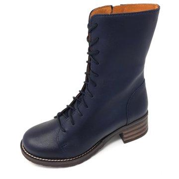 Brako Komfort Stiefel blau