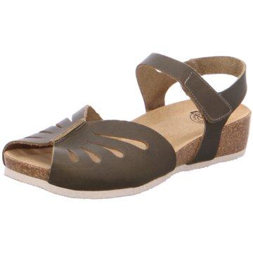 Brako Komfort Sandale grün