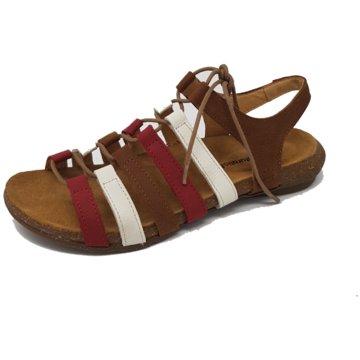 El Naturalista Komfort Sandale braun