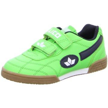 Lico Sportschuh grün