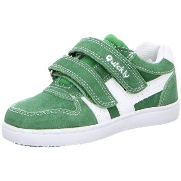 Supremo Klettschuh grün
