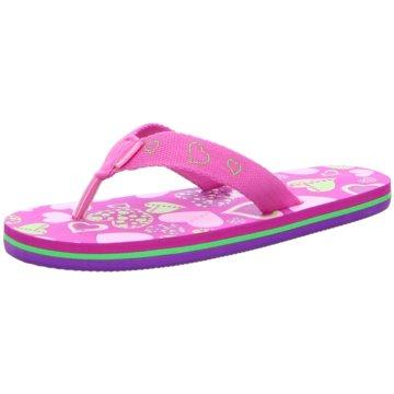 Hengst Footwear Offene Schuhe pink