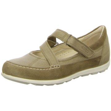 Ecco Komfort Slipper beige