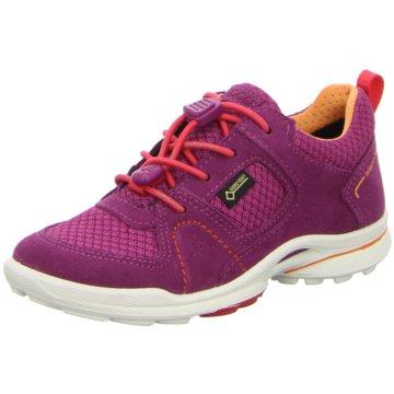 Ecco Trainings- und Hallenschuh pink