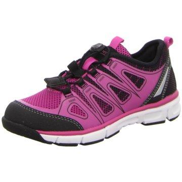 Superfit Trainings- und Hallenschuh pink