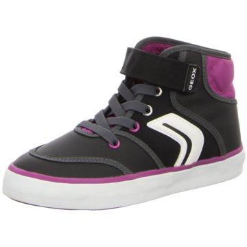 Geox Sneaker HighJ CIAK G. A blau