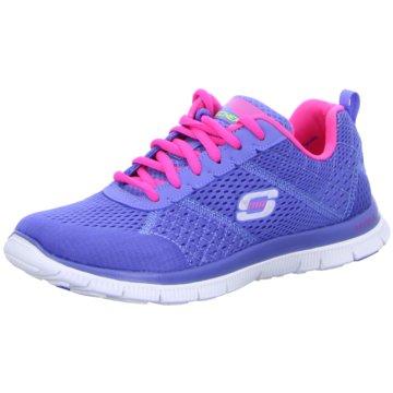 Skechers Sneaker LowFlex Appeal-Obvious blau