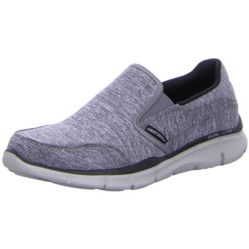 Skechers Slipper grau