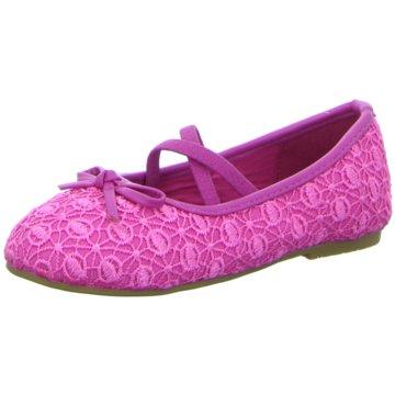 Pep Step Spangenschuh pink