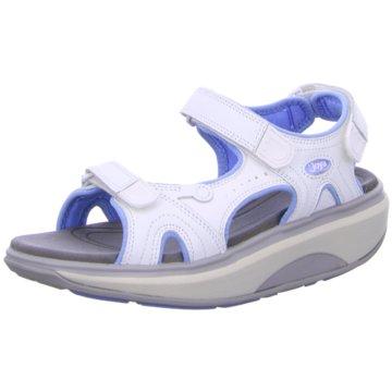 Joya Komfort Sandale weiß