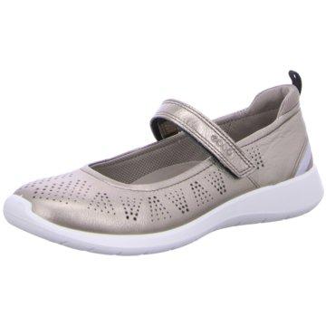Ecco Komfort Slipper gold