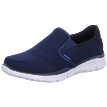 Skechers SlipperEqualizer - Persistent blau