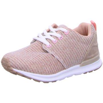 Supremo Sneaker Low coral