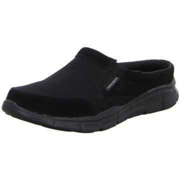 Skechers ClogEqualizer Coast to Coast schwarz
