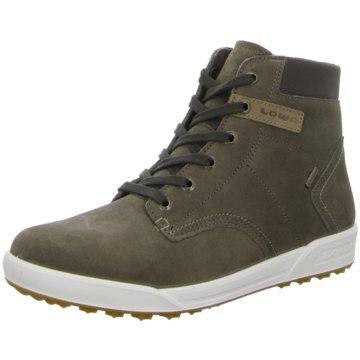 LOWA Sneaker HighDUBLIN III GTX - 410552 braun