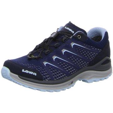 LOWA Outdoor SchuhMADDOX GTX LO WS - 320609 6917 blau