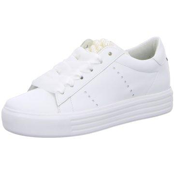Kennel + Schmenger Sneaker LowUp weiß