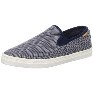 Gant Klassischer Slipper blau