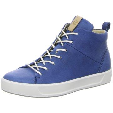 Ecco Komfort StiefeletteECCO SOFT 8 LADIES blau