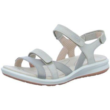 Ecco Komfort SandaleCruise 2 grau