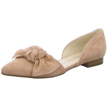 Peter Kaiser Klassischer Ballerina rosa