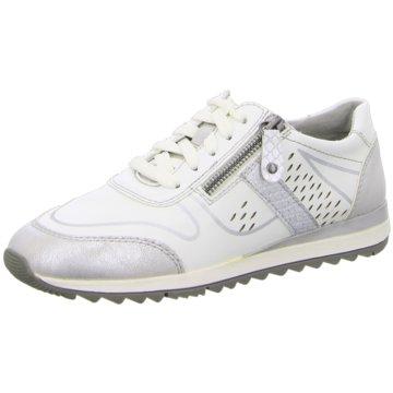 a+w Sneaker Low weiß