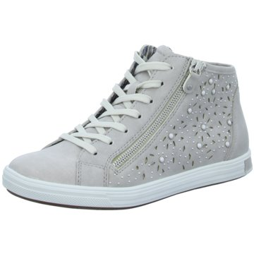 Supremo Sneaker High grau