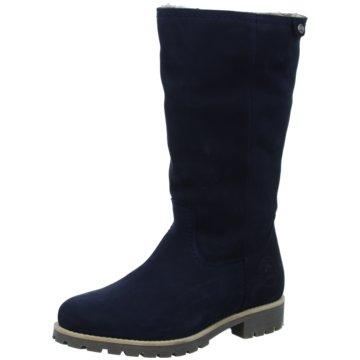 Panama Jack Klassischer StiefelBambina Igloo B11 blau