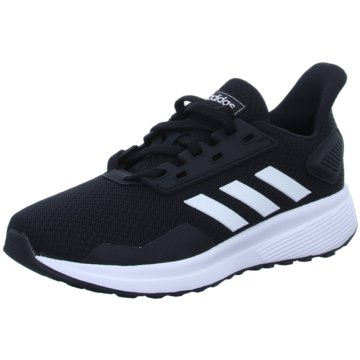 adidas Sneaker LowDuramo 9 Schuh - BB7061 schwarz
