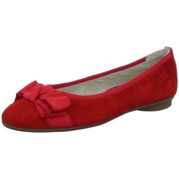 Paul Green Klassischer Ballerina rot