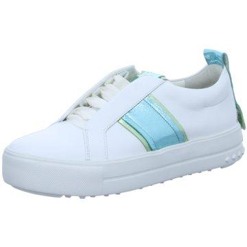 Kennel + Schmenger Plateau Sneaker weiß