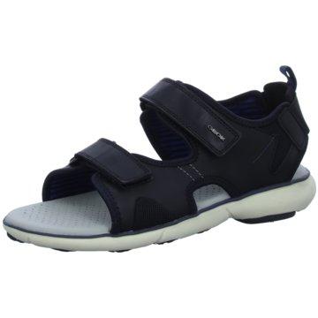 Geox Sandale schwarz