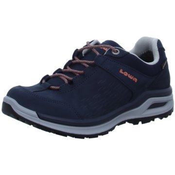 LOWA Outdoor SchuhLOCARNO GTX LO Ws - 320817 blau
