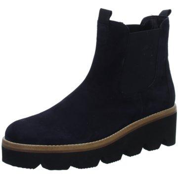 Gabor Chelsea BootStiefelette blau