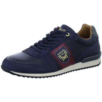 Pantofola d` Oro Sportlicher SchnürschuhUnito blau