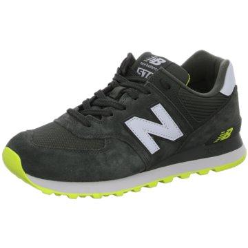 New Balance Sneaker HighML574 D grün