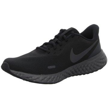 Nike Sneaker LowREVOLUTION 5 - BQ3204-001 schwarz