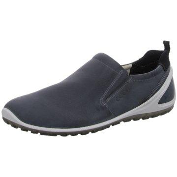 Ecco Komfort SlipperBiom Lite M blau