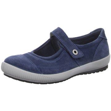 Legero Komfort SlipperBallerina blau