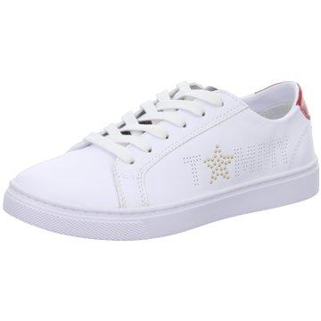 Tommy Hilfiger SneakerTommy Star Metallic Sneaker weiß